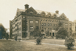 When it opened in 1913, the Henry Phipps Psychiatric Clinic at The Johns Hopkins Hospital provided one of the most comfortable and humane venues in the country for patients with psychiatric ailments.