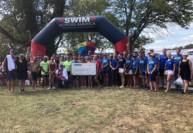 Swim Across America Baltimore 2019