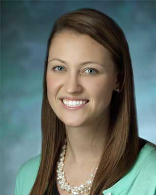 Katherine Rock, Genetic Counselor