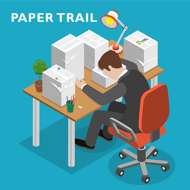 paperless office research paper