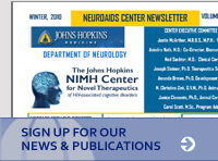 The Johns Hopkins NIMH Center newsletter