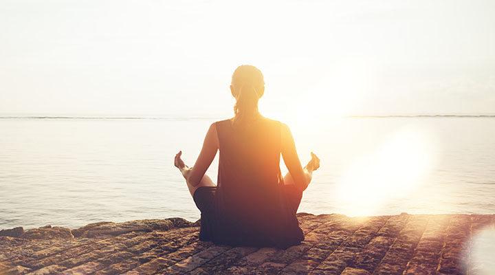 Need Stress Relief? Try Mindfulness Meditation