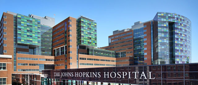 Johns Hopkins Medicine, based in Baltimore, Maryland