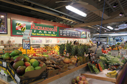 Thanks to funding from several partners, including Johns Hopkins Medicine and The Johns Hopkins University, the refurbished Northeast Market offers expanded produce choices, more vendors—and community health outreach.
