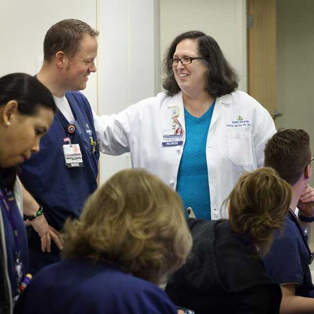 Clinical Awards Recognize Care That Makes a Difference