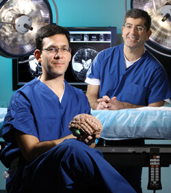 photo of Drs. Hartman and Jallo