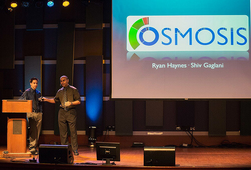 Osmosis pitch