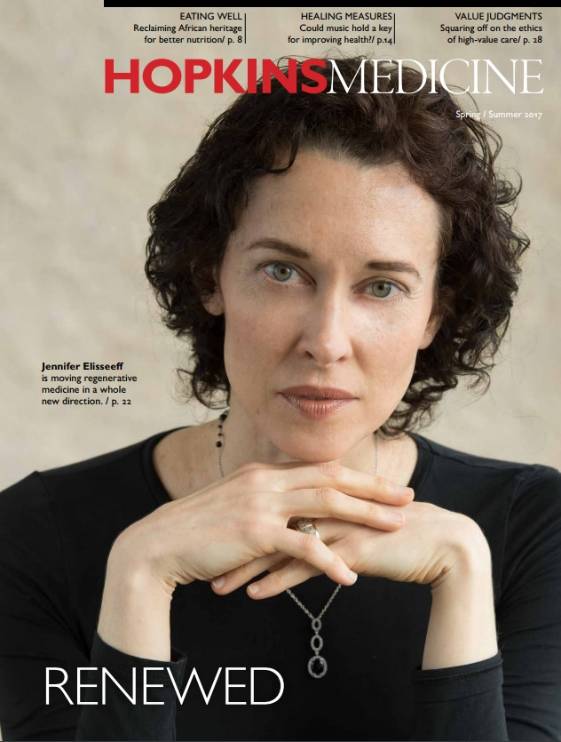 cover of the spring summer 2017 issue