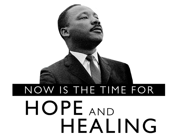 Now Is the Time for Hope and Healing