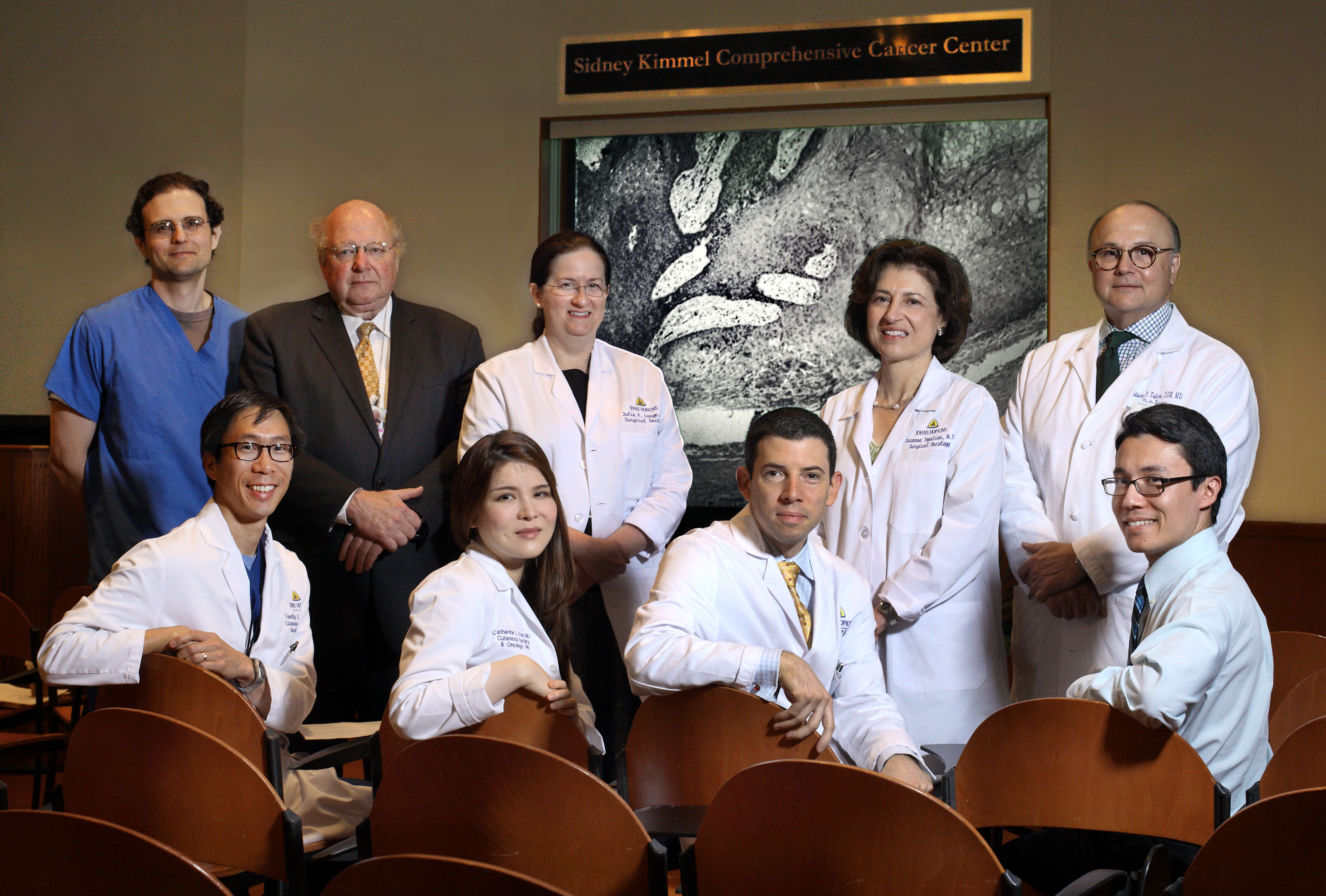 Johns Hopkins Melanoma Tumor Board