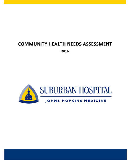 Community Health Assessment 2016
