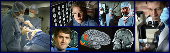 Neurology/Neurosurgyer photo montage