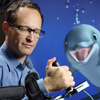 John Krakauer's lab has created a video game in which players control a neuroscientifically realistic dolphin to improve motor functions in patients recovering from stroke.