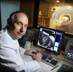 Henry Halperin began testing the impact of MRI on ICDs more than a decade ago.