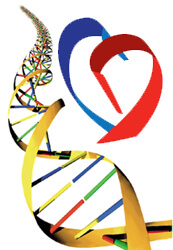 graphic of DNA