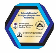 Logo for Bethesda Hospitals' Emergency Preparedness Partnership.