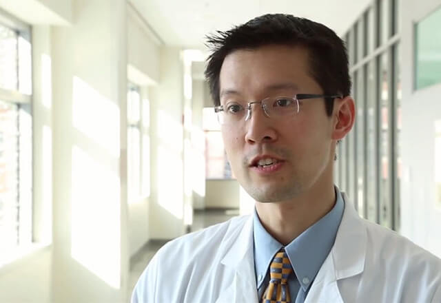 Dr. Ying-Wei Lum discusses thoracic outlet syndrome