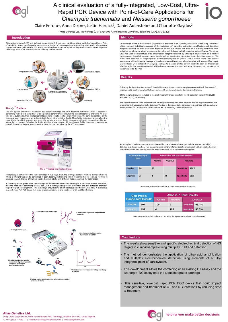 Atlas Genetics 2015 poster