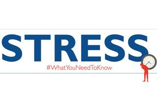 Stress - what you need to know - infographic