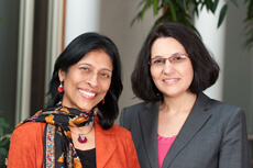 Sara Sukumar and Vered Stearns