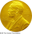 Nobel medal, © ® The Nobel Foundation