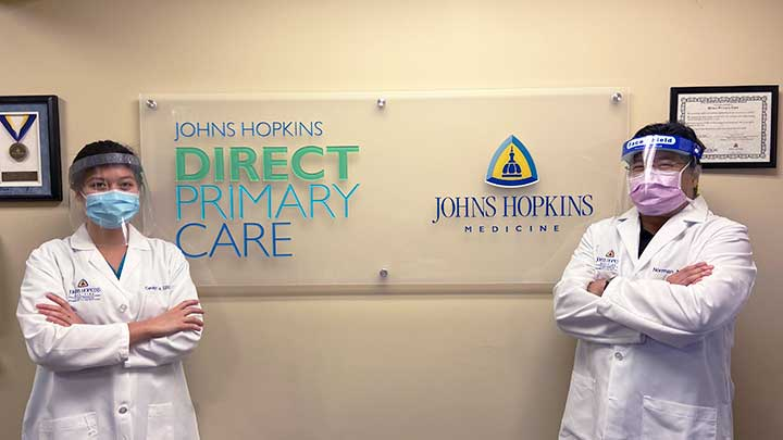 Pictures of Johns Hopkins 2021 Calendar