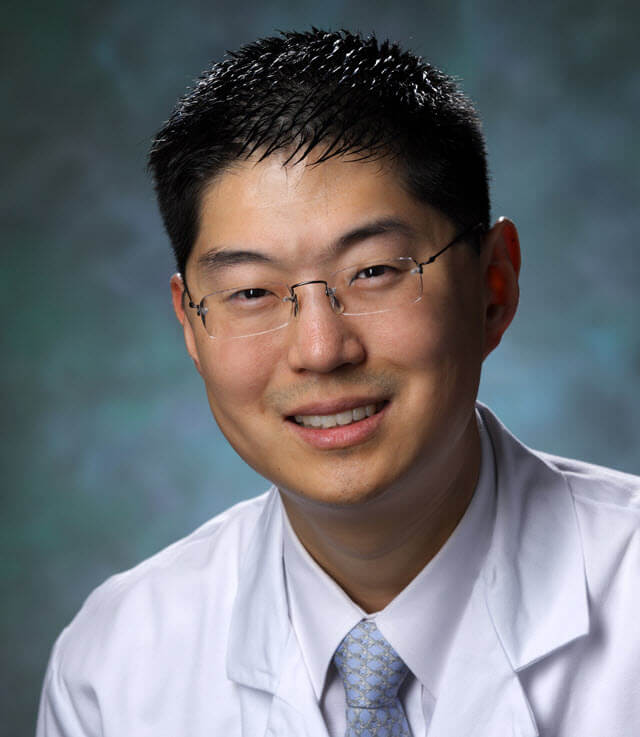 Dr. Michael Lim of the Acoustic Neuroma Center