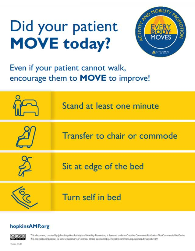did your patient move today flyer