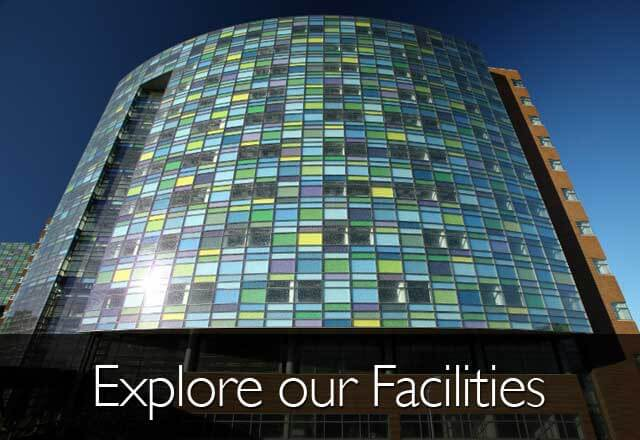 Explore our Facilities