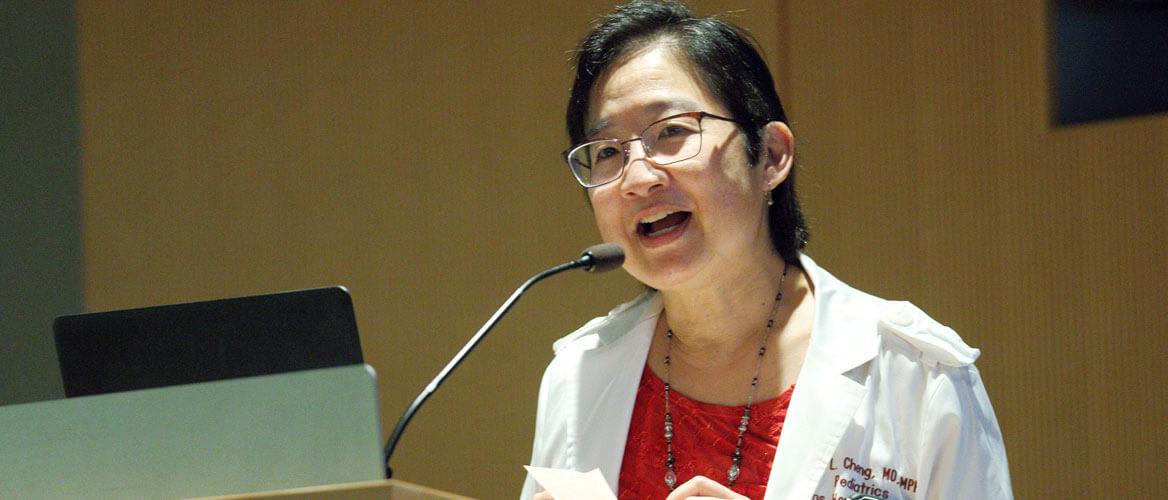 Tina Chen, M.D., M.P.H.