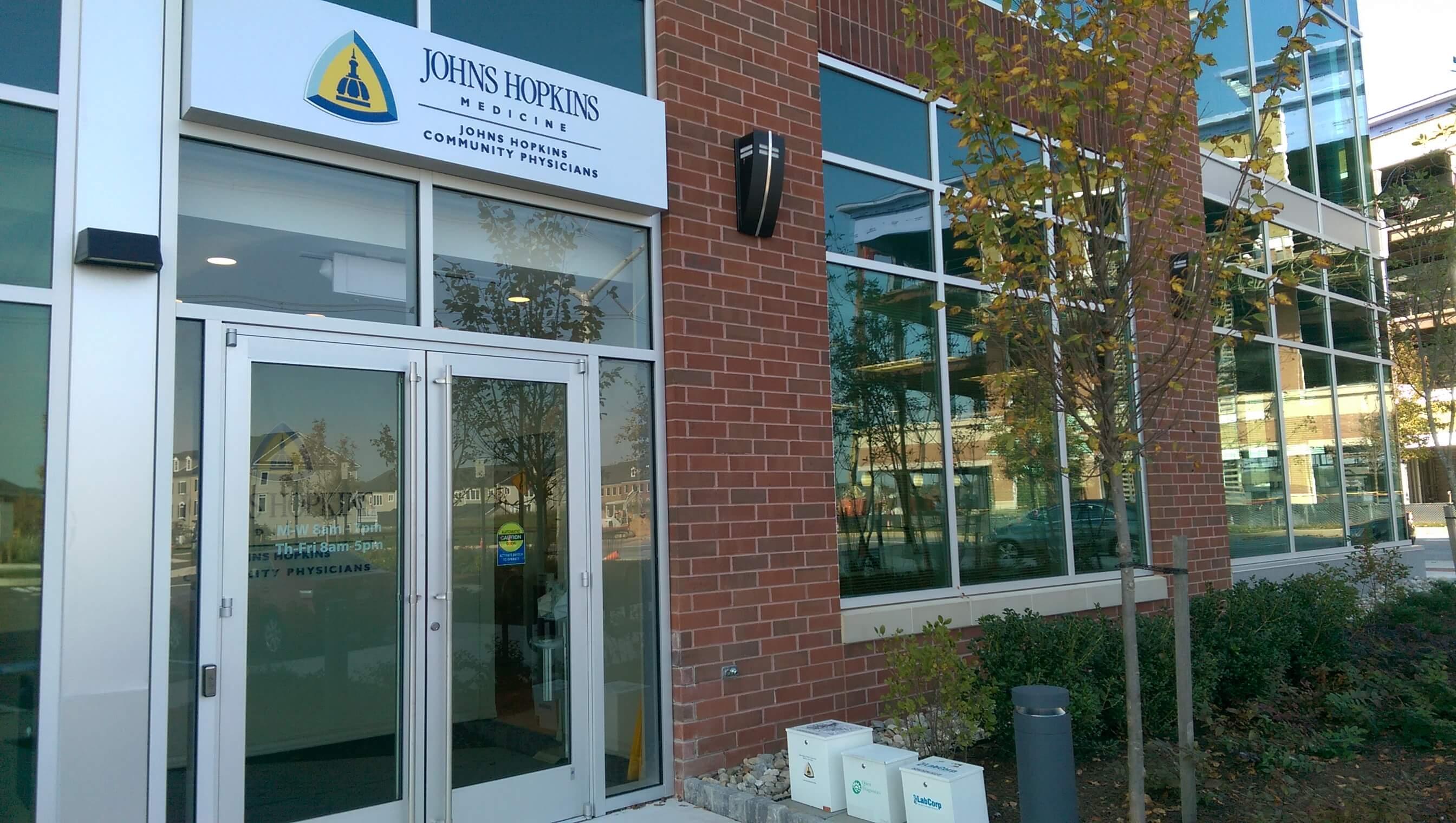 Fulton Location | Johns Hopkins Community Physicians