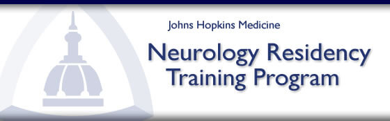 Neurology Residency banner