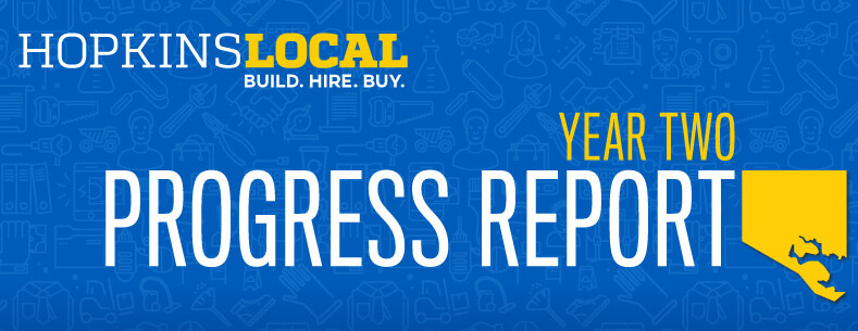 HopkinsLocal Community Report Year Two