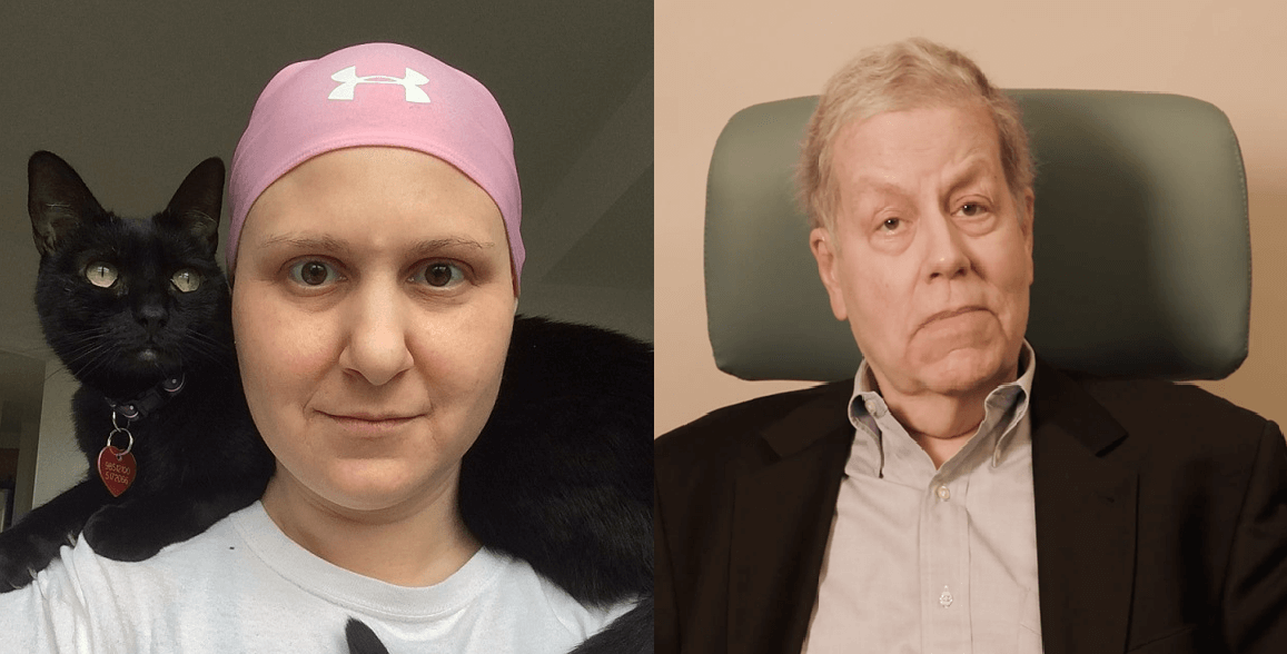 Kimmel Cancer Center patient AbbyandJim
