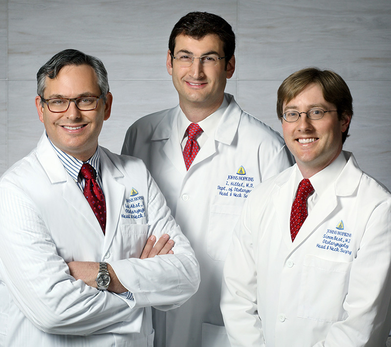 Johns Hopkins Voice Center Doctors