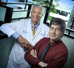 Drs. Allan Belzberg and Michael Caterina