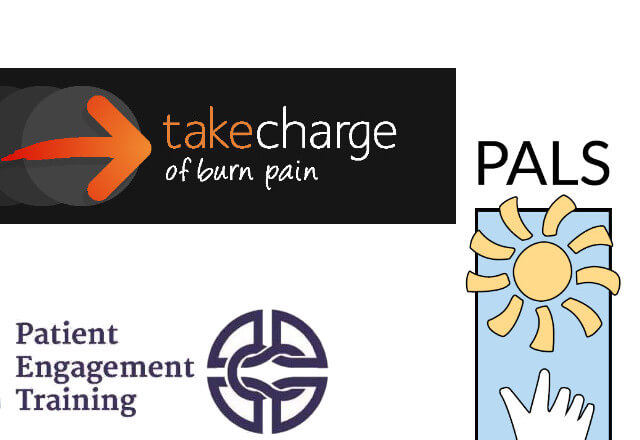Logos of rehabilitation psychology research projects