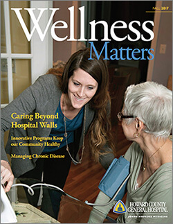 Wellness Matters Fall 2017