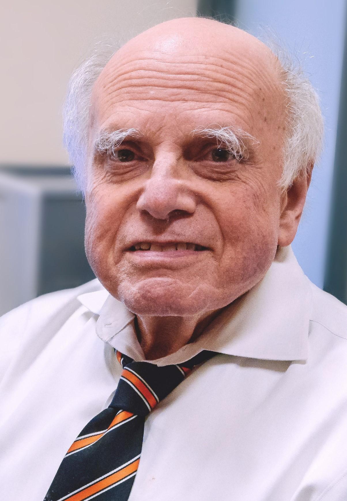 Photo of Dr. David M. Levine, M.D., Sc.D, M.P.H.