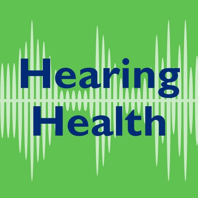 hearing health promotional graphic