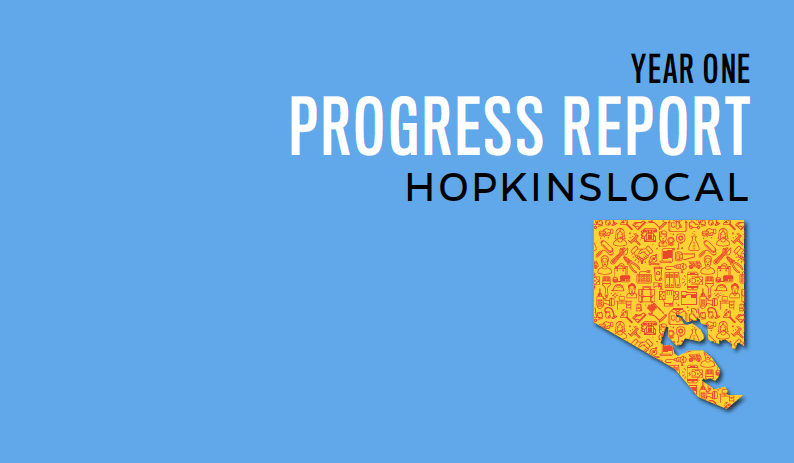 HopkinsLocal Community Report
