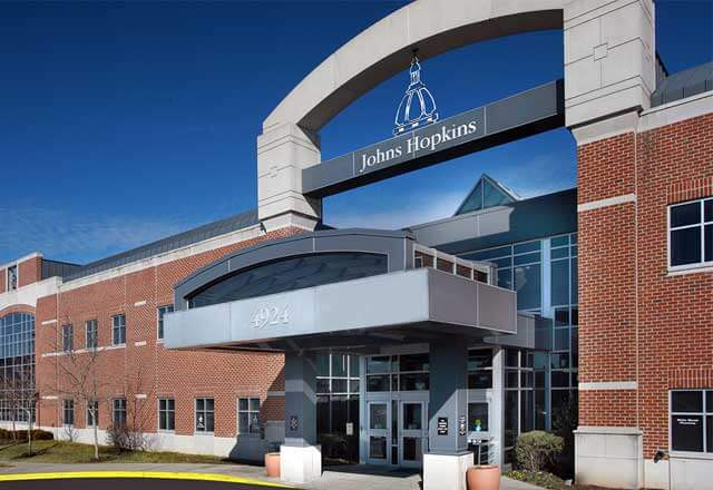 Johns Hopkins Health Care and Surgery Center in White Marsh