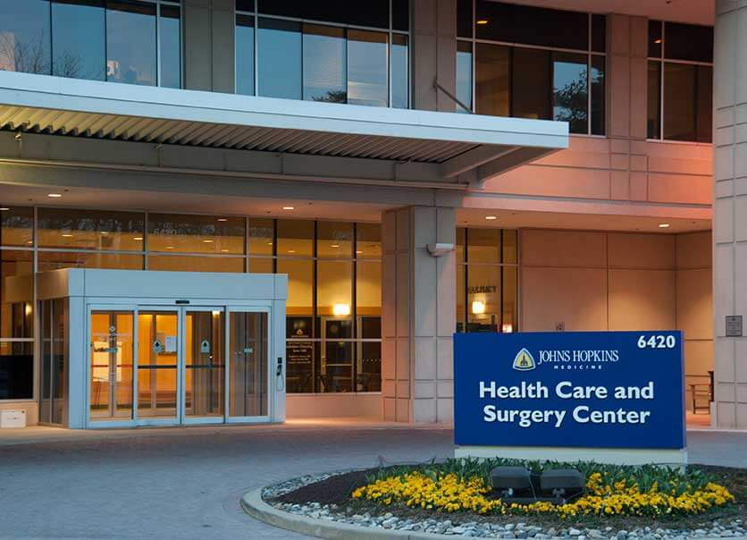 Johns Hopkins Health Care & Surgery Center - Bethesda