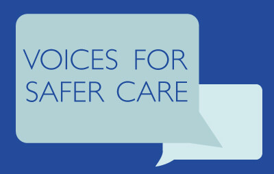Voices for Safer Care blog