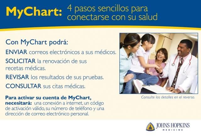 Johns Hopkins Medicine Suburban - New! Access MyChart in