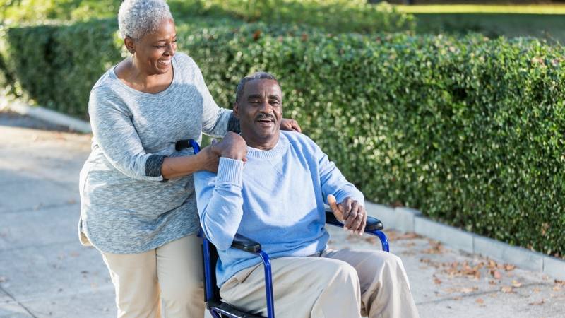 Caregiving Not as Bad for Your Health as Once Thought, Study Says