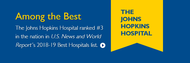 US News and World Report hospital ranking