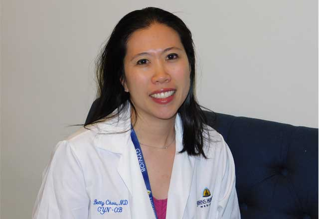 Dr. Betty Chou
