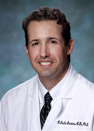 Charles Della Santina, MD, PhD, Johns Hopkins