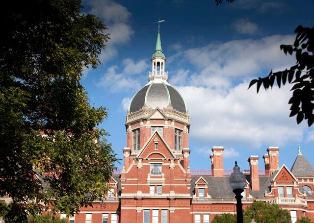 Residency Program Heritage | Johns Hopkins Department of